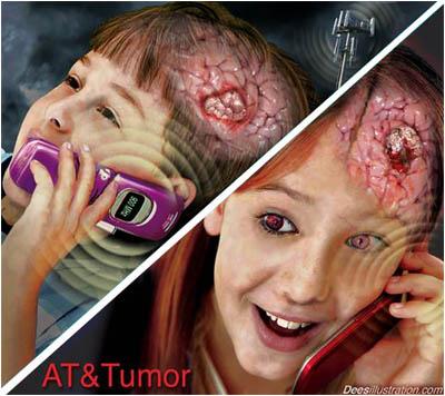 Efek gelombang elektromagnetik handphone terhadap kesehatan