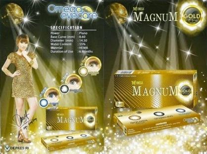 Omega Magnum Gold2