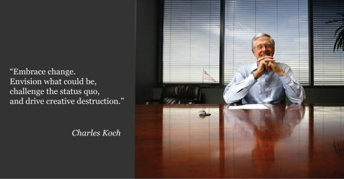 orang terkaya di dunia tahun 2015 Charles Koch