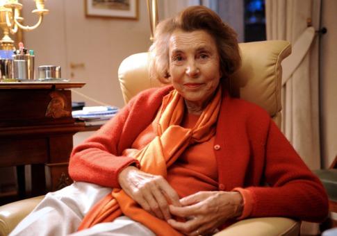 orang terkaya di dunia tahun 2015 Liliane Bettencourt