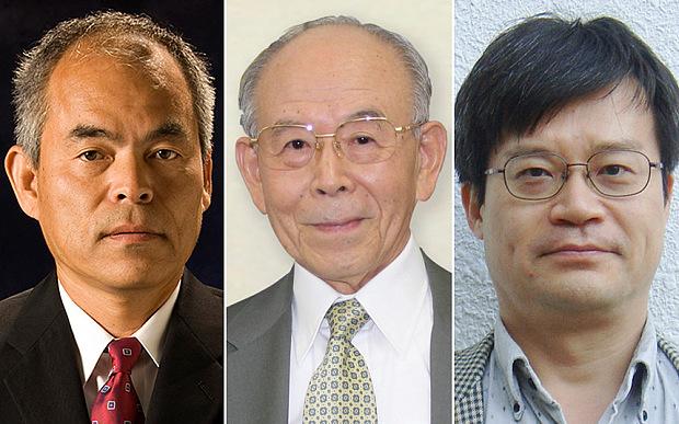 Peraih nobel fisika tahun 2014