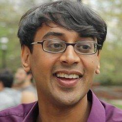 Prof. Manjul bhagava peraih nobel matematika 2014
